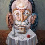 Painting by Oleg Shuplyak