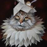Animal society by Sylvia Karle Marquet