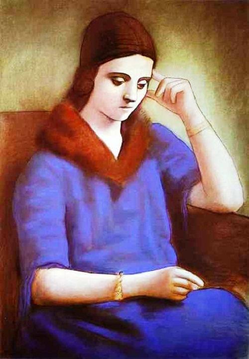 Last muse of Picasso Jacqueline Roque