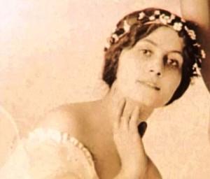 Olga Khokhlova-Picasso's wife