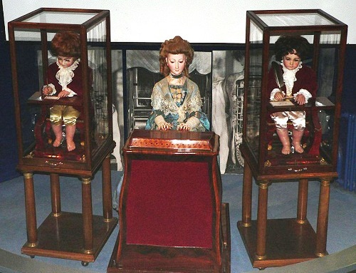 Automatons the first computers in the world