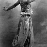 Paris 1910. Vaclav Nijinsky