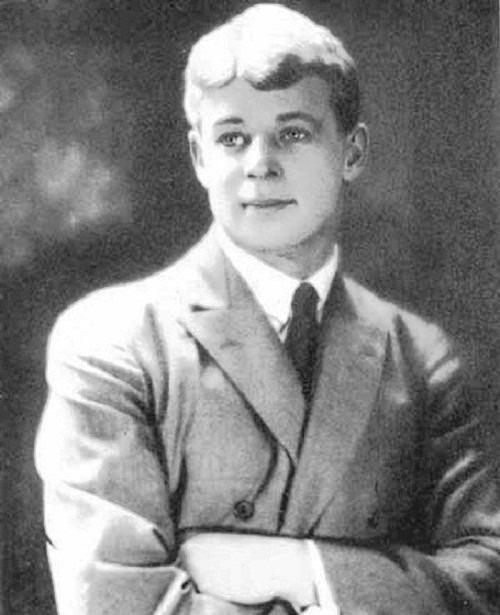 Sergei Aleksandrovich Yesenin