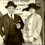 Olga Khokhlova and Pablo Picasso