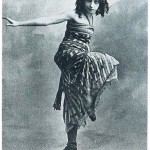 Sophia Fyodorova in Cleopatra
