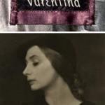 Valentina;s label