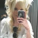 16-year-old Swedish teen Yohio, who looks like anime girl