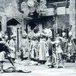 Scene from Scheherazade