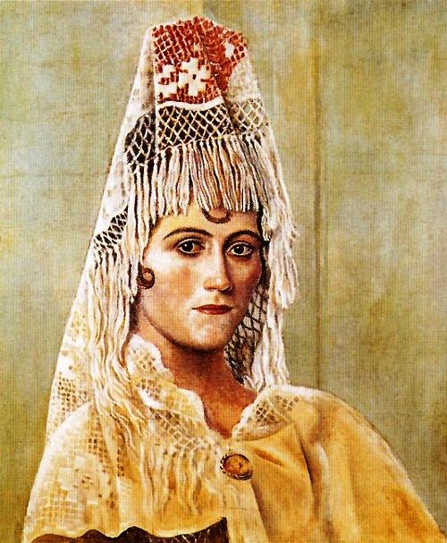 Olga Khokhlova Picasso