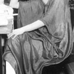 Anna Pavlova Dressing Room 1920