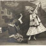 Anna Pavlova and Algeranoff in 'Russian Dance'