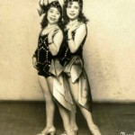 Auguste and Olga proved an irresistible duo during Vaudevilles heyday