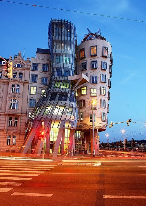 Drunk House in Prague