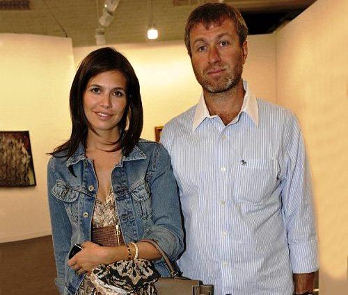 Dasha Zhukova – Roman Abramovich's girlfriend