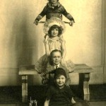 From top to bottom, Auguste, Olga, Willie and Anna