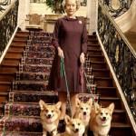 Helen Mirren (Russian in origin actress) as Queen Elizabeth