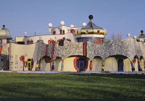 Hundertwasser in Altenrhein
