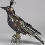 Steampunk design by American artists Jim and Tori Mullan