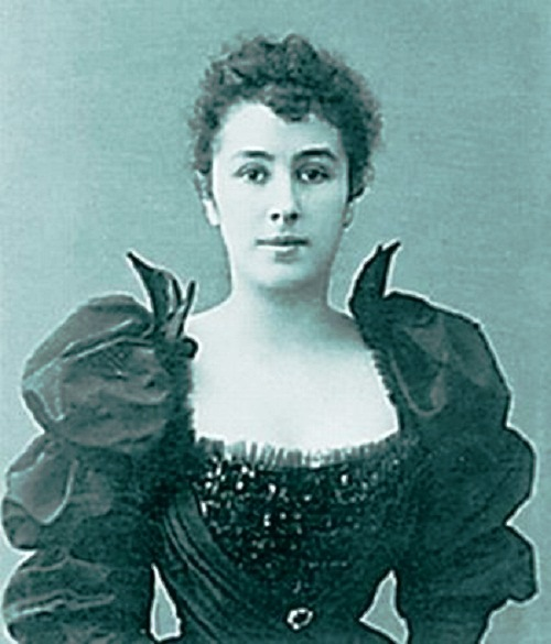 Mathilda Kschessinskaya Prima ballerina of Imperial Theater
