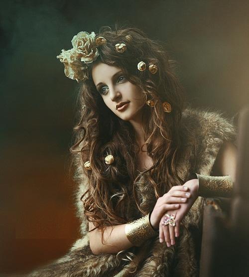 Nadezhda Shibina Glamorous Photography