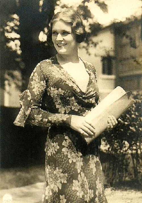 Olga Chekhova Hitler's favorite film star