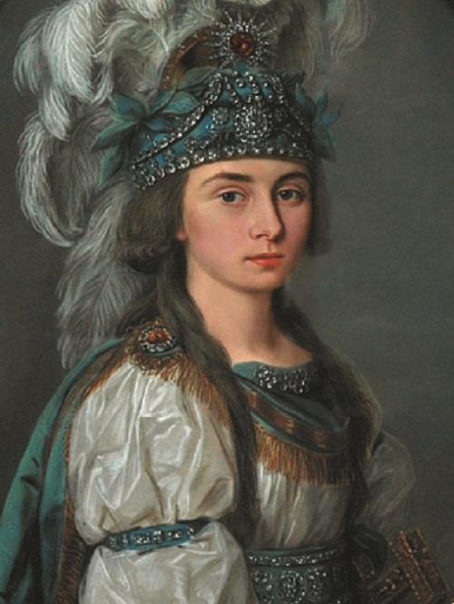 Praskovia Zhemchugova serf actress