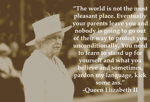 Some interesting facts about Queen Elizabeth II