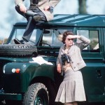 On tour in 1968 Queen Elizabeth II and Prince Philip