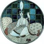 "George Barbier Tamara Karsavina ""Scheherazade"" 1914"