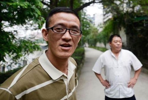 Tang Shuquan OMG. Tang Shuquan most grotesque face. The most grotesque face in the world