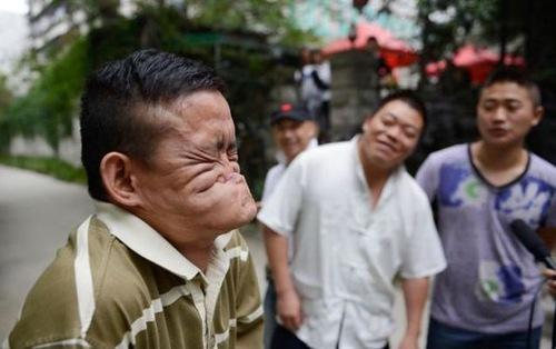 Tang Shuquan most grotesque face