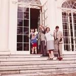 Four children of the Queen