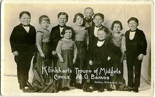 Vintage Vaudeville popular little performers of the 1920s