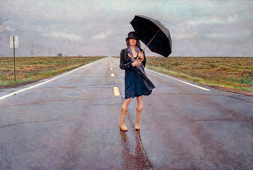 Emotional realism by Steve Hanks