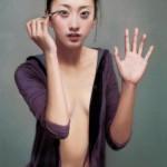Photo realistic painting by Chinese artist Li Guijun