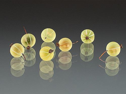 Incredibly realistic glass jewelry by Elizabeth Johnson