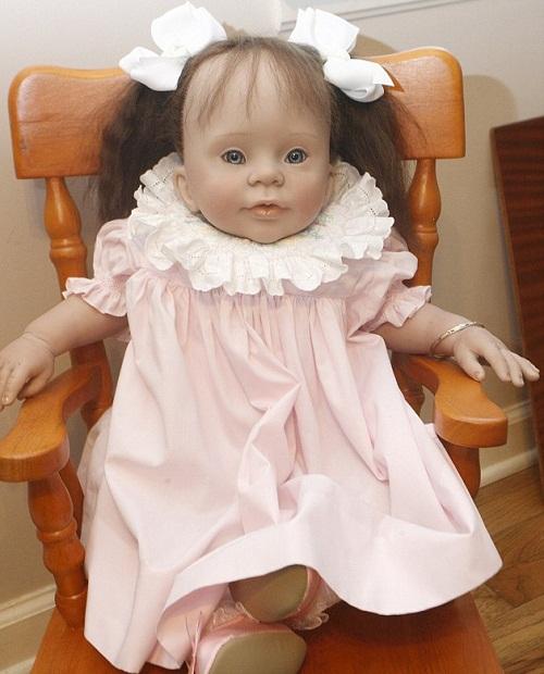Liviana Sirmans Life-Like Reborn Baby Doll