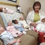 Liviana Sirmans' Life Like Reborn Baby Doll