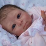 Liviana Sirmans' life-like Reborn Baby Doll