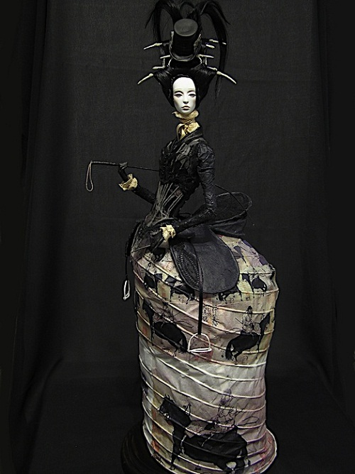 Beautiful Highly detailed dolls by Martha Boers