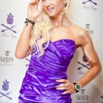 "Olga Buzova (Tarasova) TV host of the longest reality show ""Dom2"""