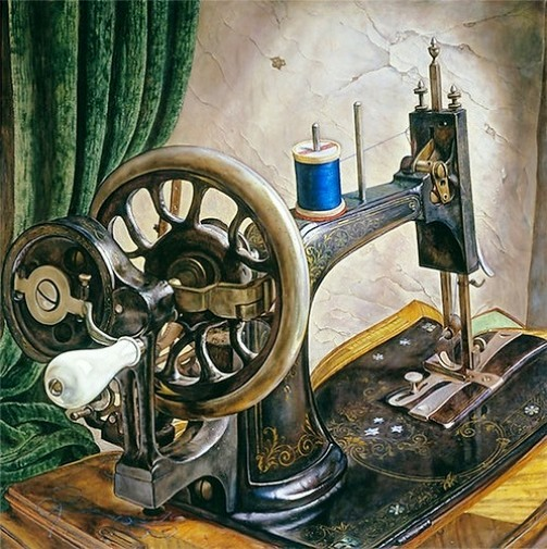 Invention of Sewing Machine