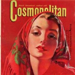 International magazine for women 'Cosmopolitan', 1942