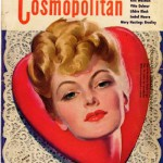 International magazine for women 'Cosmopolitan', 1943