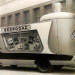 Berrogas bus, unusual bus design