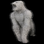 David Mach's incredible sculptures