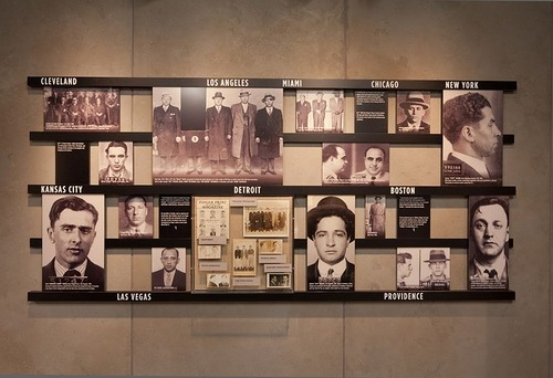 Museum of Organized Crime in Las Vegas