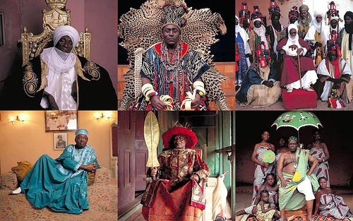 African kings of disappearing era