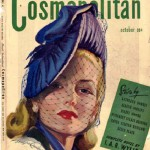 International magazine for women 'Cosmopolitan', 1945