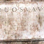 DOUOSVAVVM — a code that has eluded decipherment for over 250 years